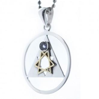 Lichtkörper Amulett