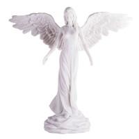 Friedensengel Engelfigur aus Kunstharz