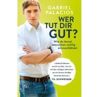 Gabriel Palacios - Wer tut dir gut; ENGELmagazin