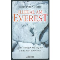 Hans-Peter Duttle - Illegal am Everest; ENGELmagazin