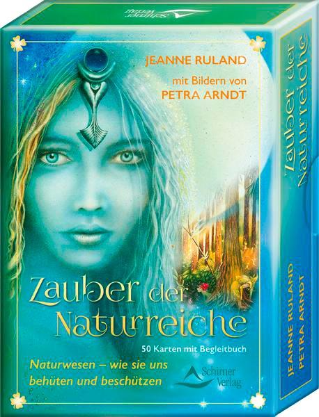 Zauber der Naturreiche, Kartenset - J. Ruland