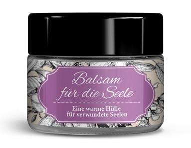 Räuchermischung Balsam für die Seele - Eine warme Hülle