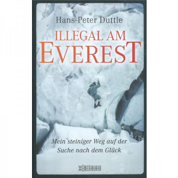 Hans-Peter Duttle - Illegal am Everest; ENGELmagazin
