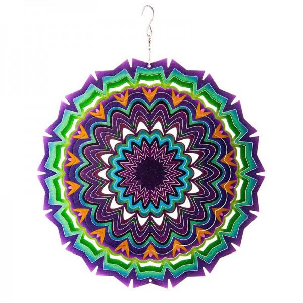 "Windspiel Mandala ""Blume"""