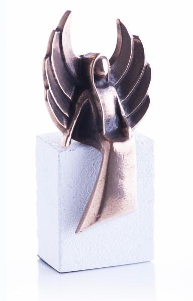 Engel der Gelassenheit - Bronze Engel