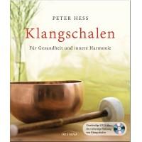 Klangschalen - Peter Hess mit DVD