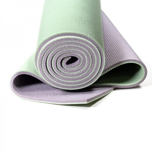 Yogamatte Deluxe grün
