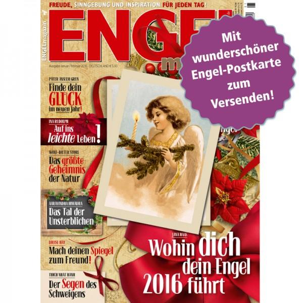 ENGELmagazin Januar/Februar 2016