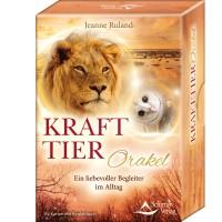 Kartenset: Krafttier-Orakel - Jeanne Ruland