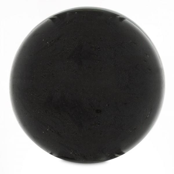 Schwarze Turmalin Heilsteinkugel