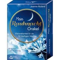 Kartenset, Rauhnacht, Rauhnacht Orakel, Jeanne Ruland, mondhaus-shop