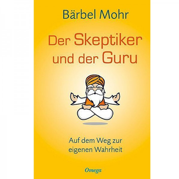 Bärbel Mohr - Der Skeptiker und der Guru; ENGElmagazin