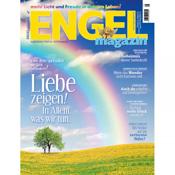 ENGELmagazin September/ Oktober 2021