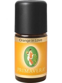 Primavera Duftmischung Orange in Love